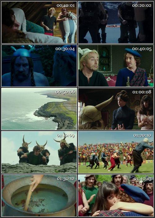 Фильм «Астерикс И Обеликс В Британии» — 2012